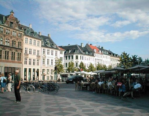 Photos of Copenhagen in Denmark, Denmark