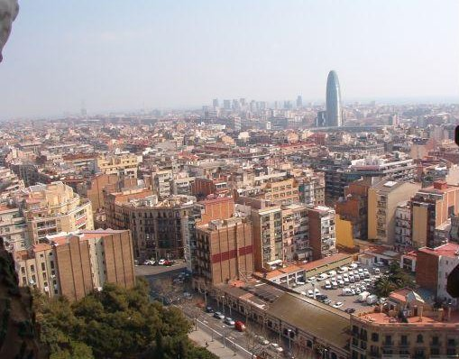 Photos of Barcelona in Spain., Barcelona Spain