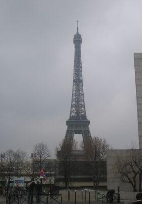 Photos of Paris, Eiffel Tower., France