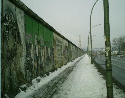 Berlin Wall, Germany., Germany