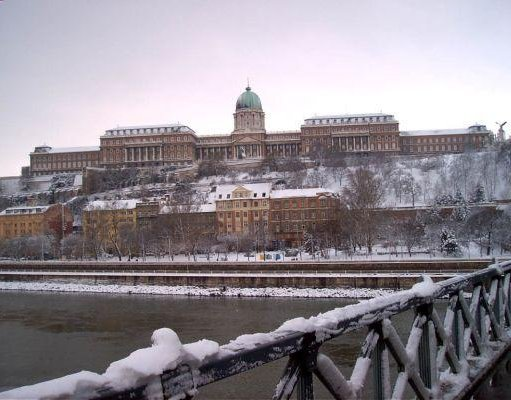 Budapest Castle, Hungary., Hungary