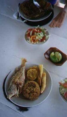 La Comida in Cartagena., Colombia