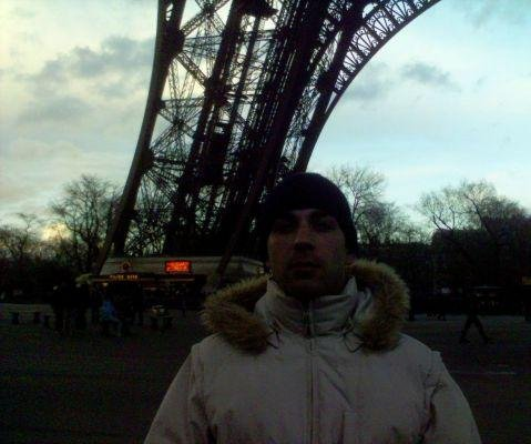 In Paris for the Juste Debout Festival., Paris France