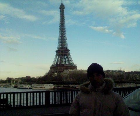 Pictures of the Eiffel Tower., Paris France