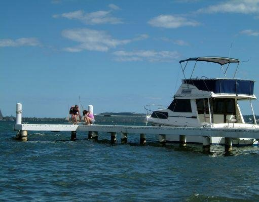 Going on a boat ride., Australia