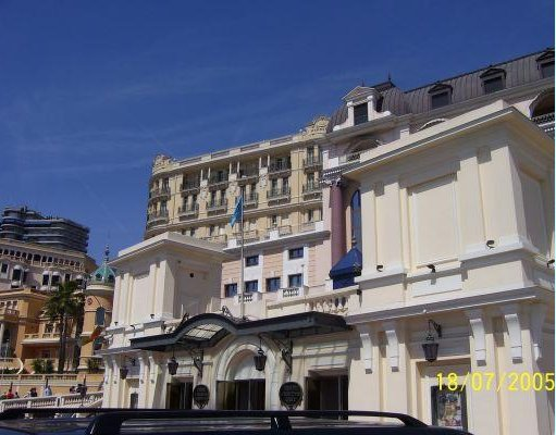 Hotel in Montecarlo, Monaco., Monaco