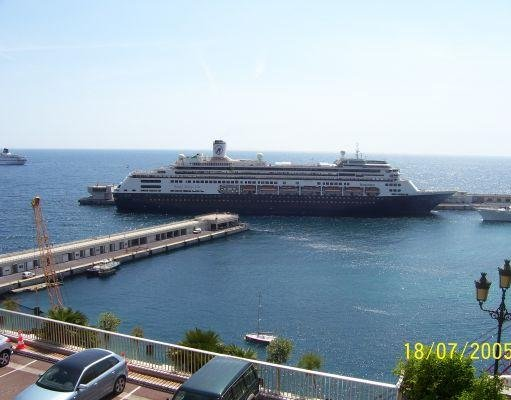Photos of the Montecarlo Harbour., Monaco