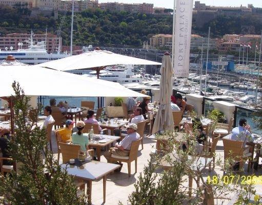 Port Palace Hotel in Montecarlo, Monaco., Monaco