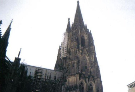 Photo of the Cologne Cathedral, Germany., Cologne Germany