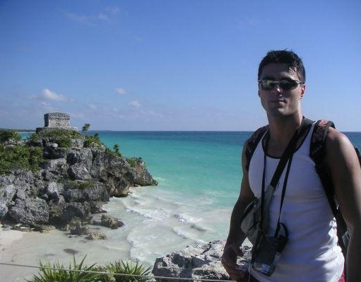 Photos of the site of Tulum, Mexico., Mexico