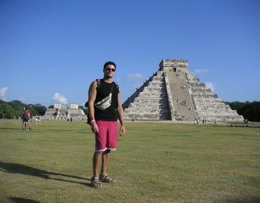 Photos of Chichen Itza in Mexico., Mexico