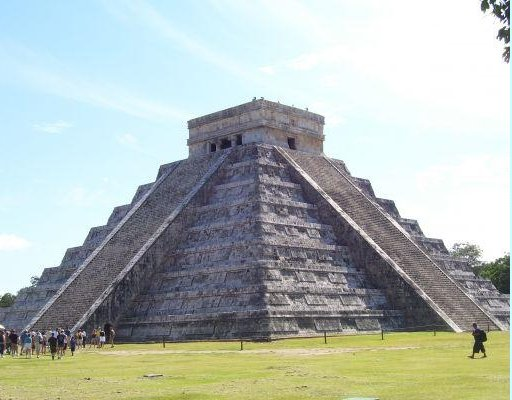 One of the seven world wonders in Mexico., Mexico