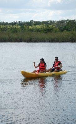 Photos of our day tour to Coba, kayaking., Mexico