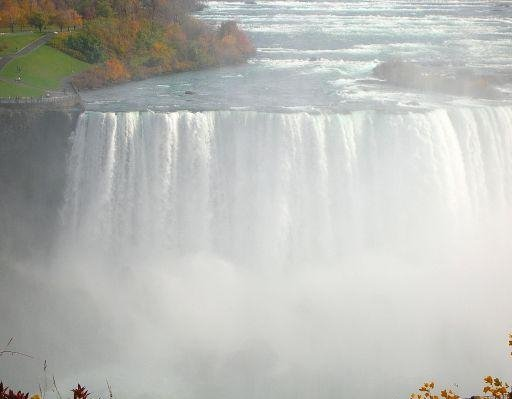 Photos of the Niagara Falls in Canada., Canada