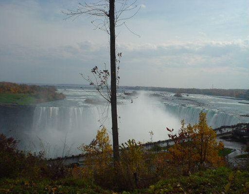 The Waterfalls of Niagara Falls, Canada., Canada