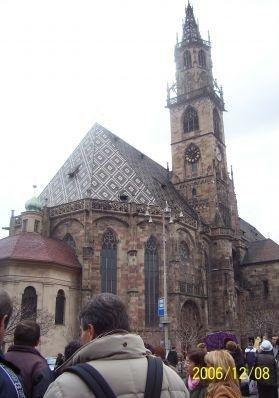 Piazza Duomo in Trento, Italy., Italy