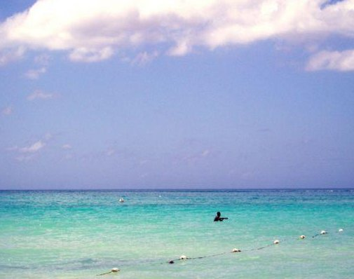 Pictures of the beach in Negril, Jamaica., Jamaica