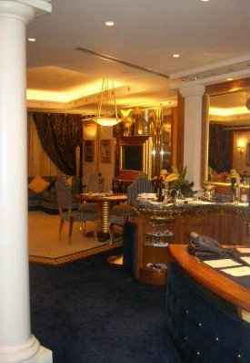 Pictures inside the Burj Al Arab of Dubai., United Arab Emirates