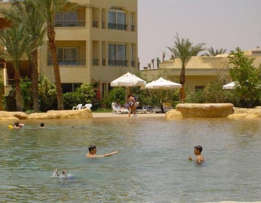 Cairo Egypt A 5 star hotel on the Red Sea, Egypt.