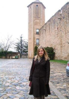 Trip to the Poblet Monastery, Catalonia, Spain., Poblet Monastery Spain