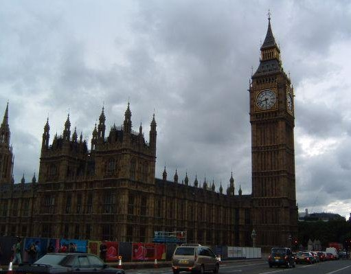 Photo of the Big Ben in London., United Kingdom