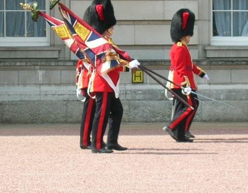 Change of the Guard, London., London United Kingdom