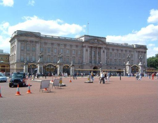 London United Kingdom Buckingham Palace, London.