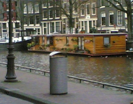The canals of Amsterdam., Amsterdam Netherlands