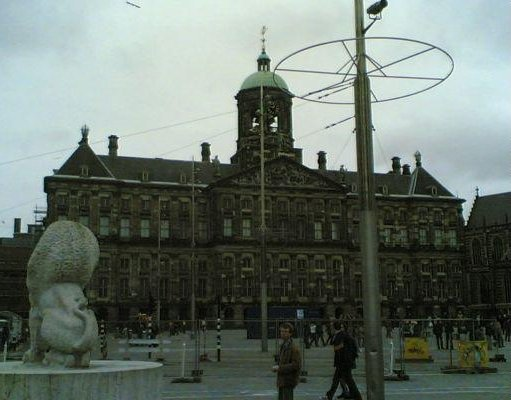 Amsterdam Netherlands Amsterdam Central Station, The Netherlands.