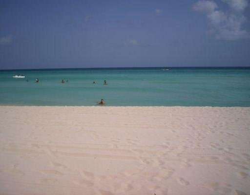 Photos at the beach of Varadero,, Cuba