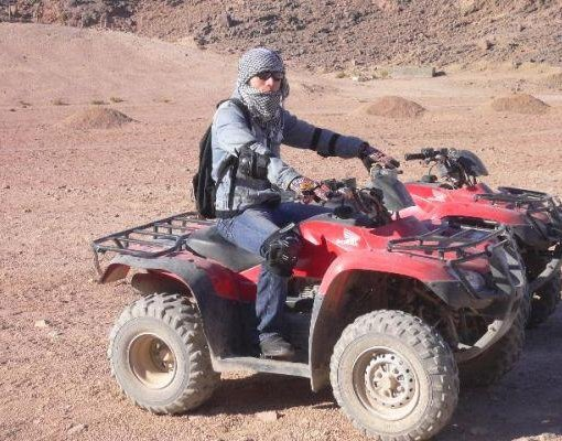 Quad tour from Sharm el Sheik., Egypt