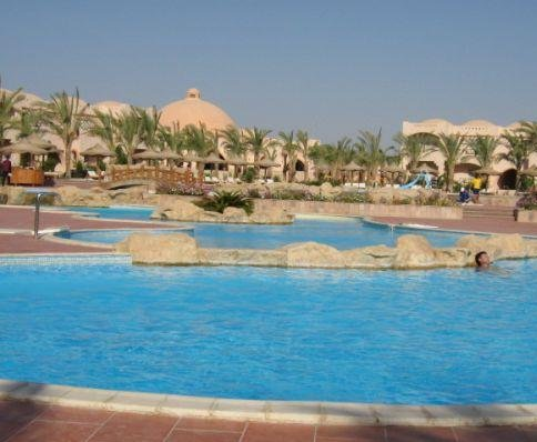 Photos of the Dream Lagoon Resort in Marsa Alam, Egypt. Marsa Alam