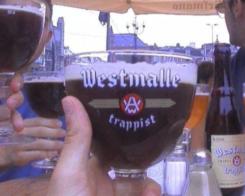 Westmalle, the famous Belgium beer., Belgium