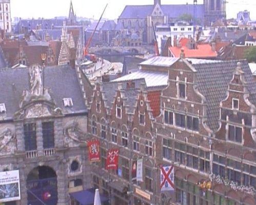 Photos of Amsterdam, The Netherlands., Brussels Belgium
