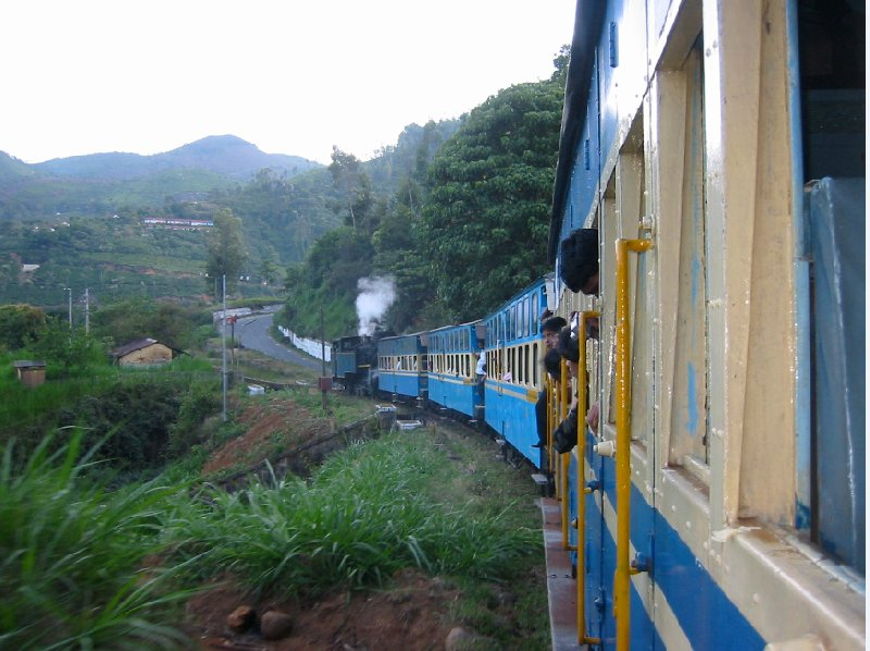 Photos from the overnight train in India., Kochi India