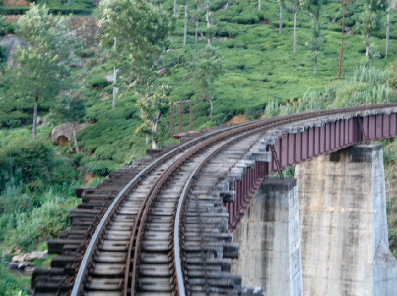 The Nilgiri Mountain Railway in Kerala, India., Kochi India