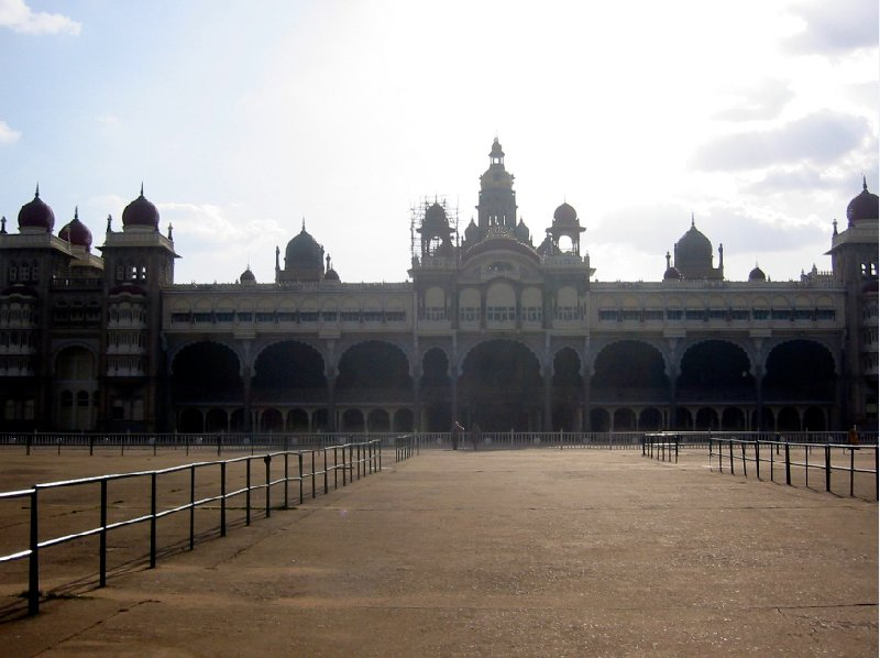 Photos of the attractions in Mysore, India., India