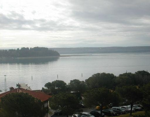 Panoramic photos of Portoroz in, Slovenia