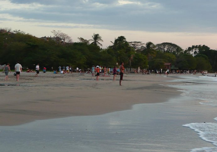 Pictures of Tamarindo Beach, Costa Rica, Costa Rica
