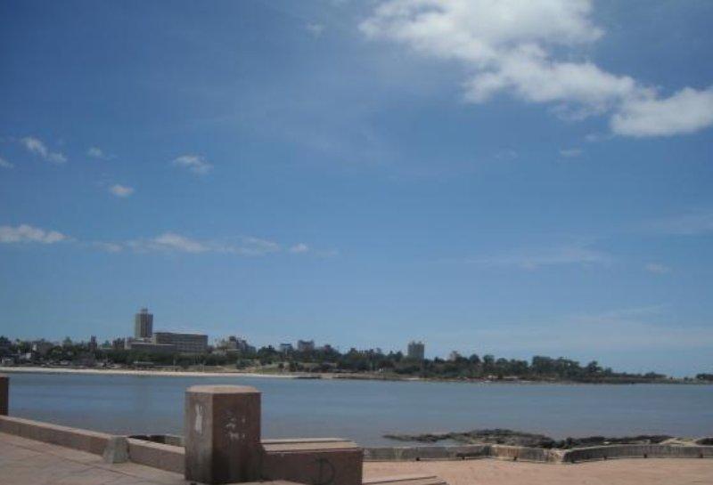 Esplanade of Montevideo, Montevideo Uruguay