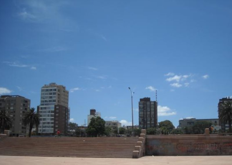 Photos of Montevideo in the south of Uruguay, Uruguay