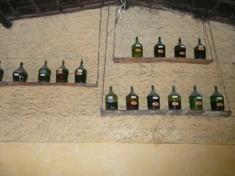 Cachaca tasting at the Fazendinha & Tal Lencois Brazil Vacation