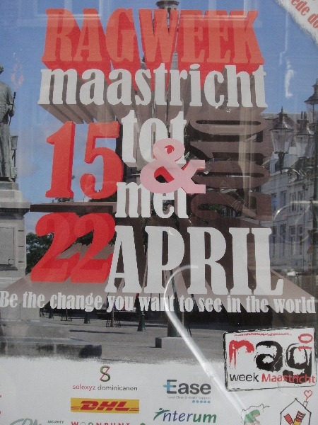 Trip for Easter to Maastricht, in The Netherlands, Netherlands