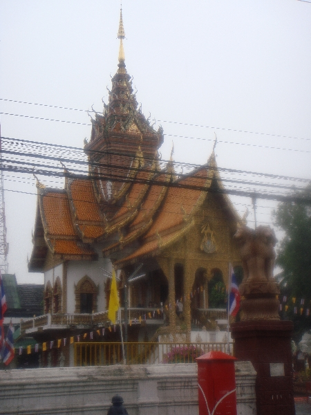Photos of Wat Bupparam, Chiang Mai, Thailand