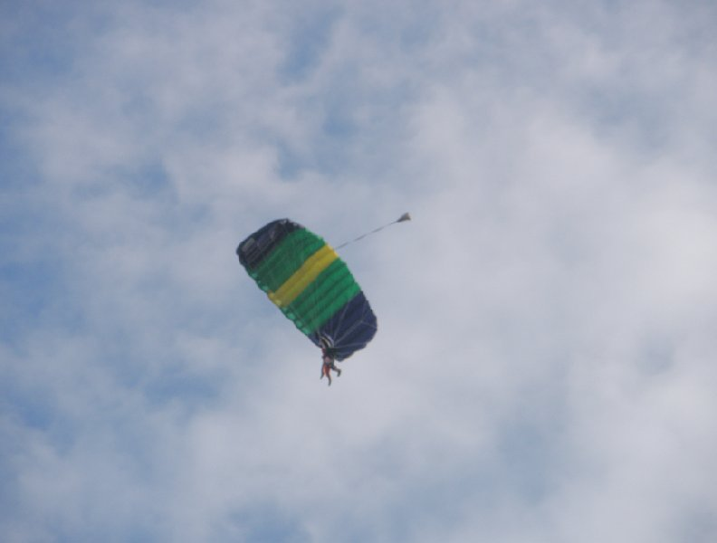 Pictures of our skydiving experience in Argentina, Argentina