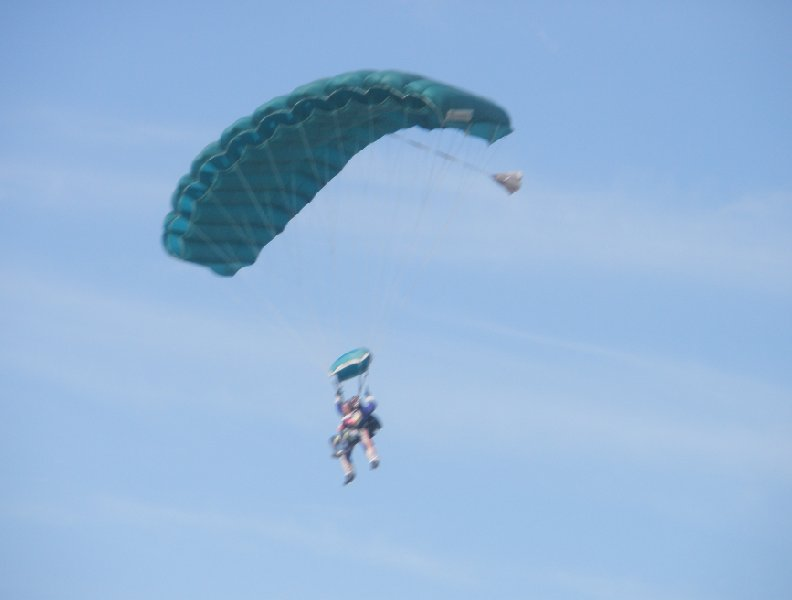 Skydiving photos in Cordoba, Argentina