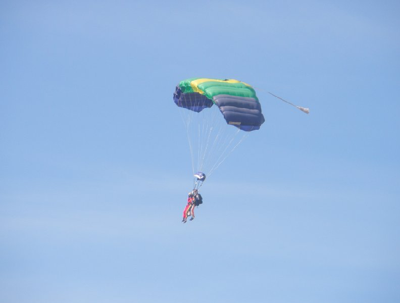 Pictures of our skydive in Cordoba, Argentina, Argentina