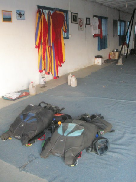 Skydiving suits in Cordoba, Argentina, Argentina