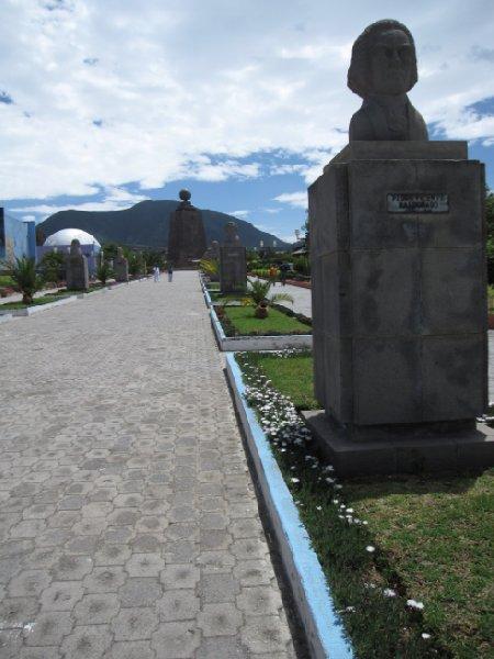 Pictures of Mitad del mundo, Ecuador, Ecuador