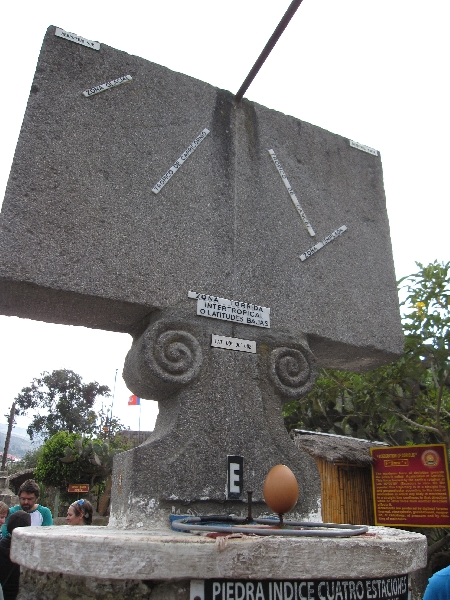 Trip to the Museo Inti Nan, Ecuador